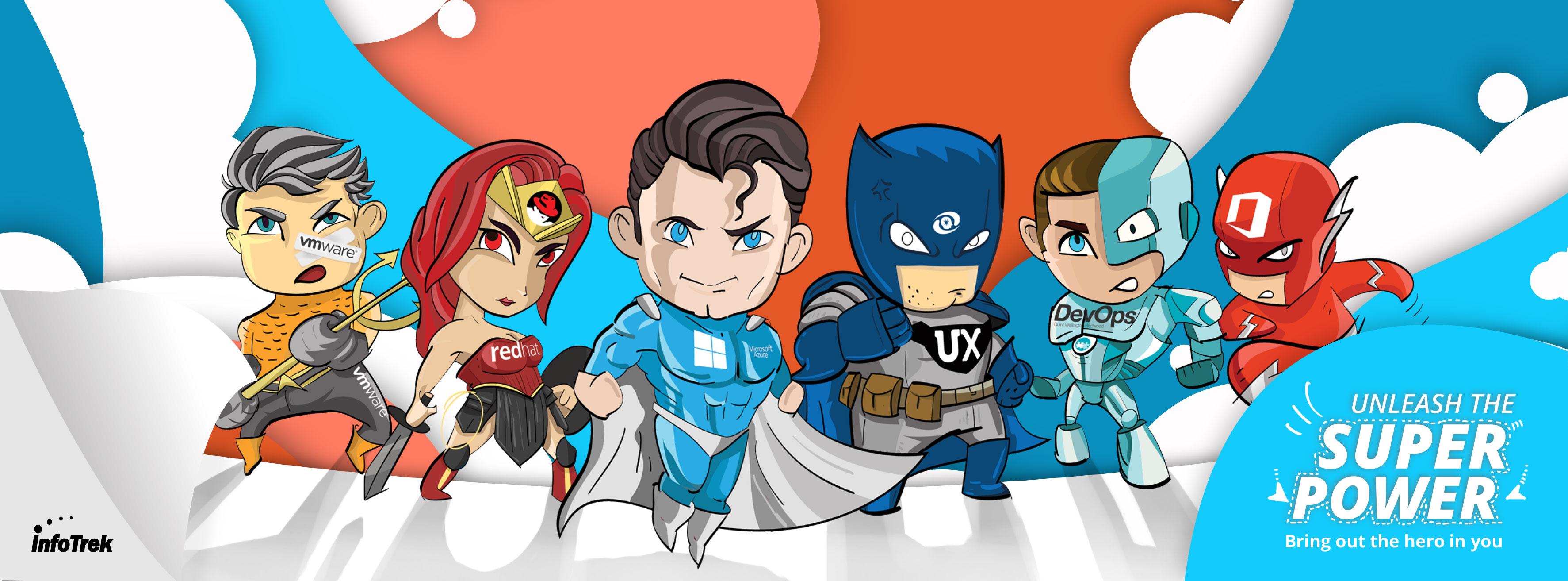 Superpower Campaign by Info Trek