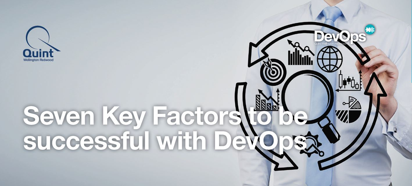Seven Key Factors to be successful with DevOps