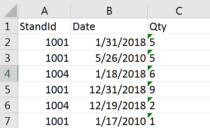 how to get excel to ignore text in a cell
