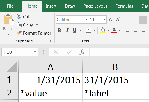 Microsoft Excel : Deadly sins of maintaining list in Excel