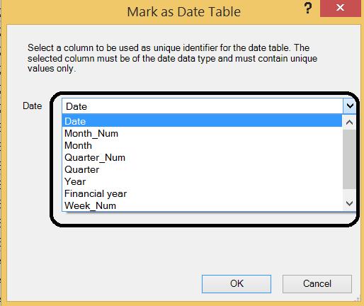 CALENDAR TABLE WITH DAX Part 4 – Info Trek's Blog